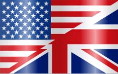 Regnskapsbyrå Kongsvinger engelsk flagg