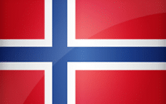 Regnskapsbyrå Kongsvinger norsk flagg